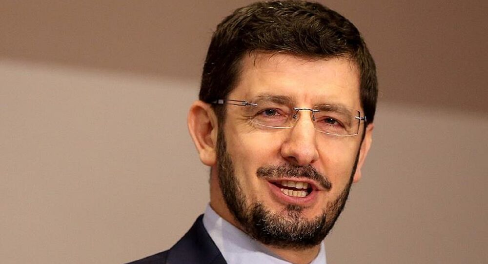 Borsa İstanbul Yönetim Kurulu Başkanı ve Türkiye Varlık Fonu (TVF) Başkan Vekili Himmet Karadağ
