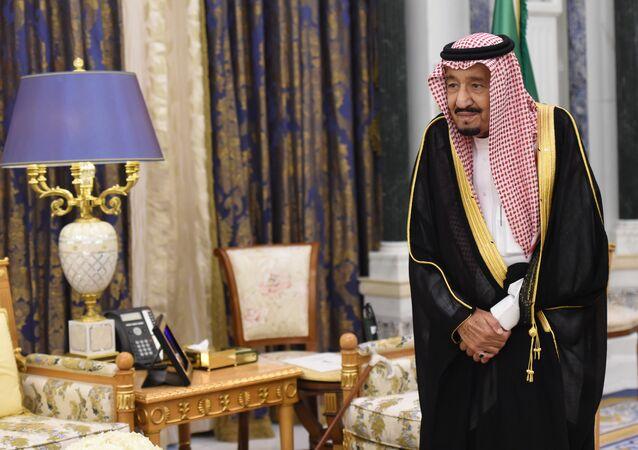 Suudi Kralı Selman