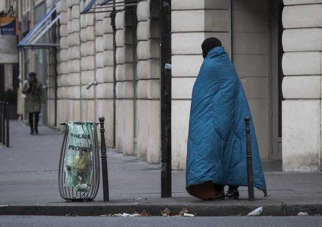 Fransa-evsiz