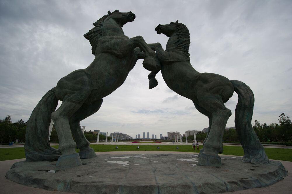 Çin'in modern hayalet kenti: Ordos