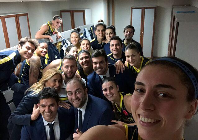 Fenerbahçe Kadın Basketbol Takımı