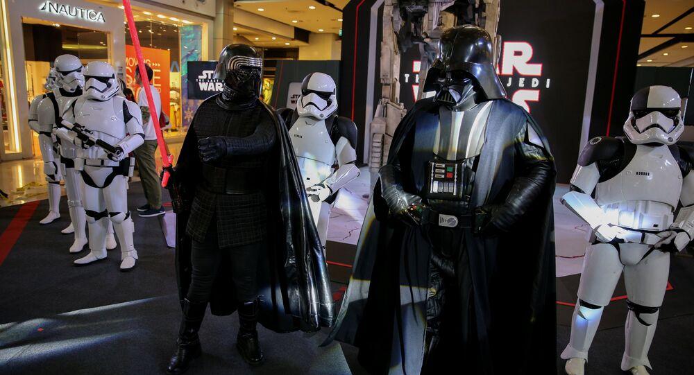 Star Wars Son Jedi