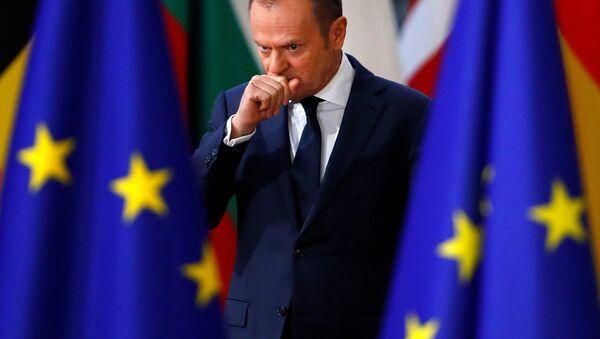 AB Konseyi Başkanı Donald Tusk - Sputnik Türkiye