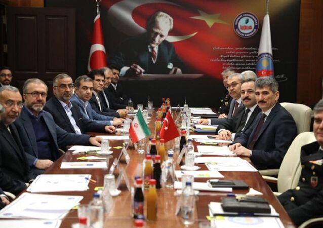 Türkiye-İran Ortak Çalışma Grubu İkinci Toplantısı