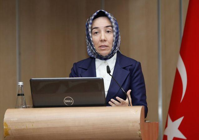 Cumhurbaşkanlığı Ekonomi Başdanışmanı Doç. Dr. Hatice Karahan