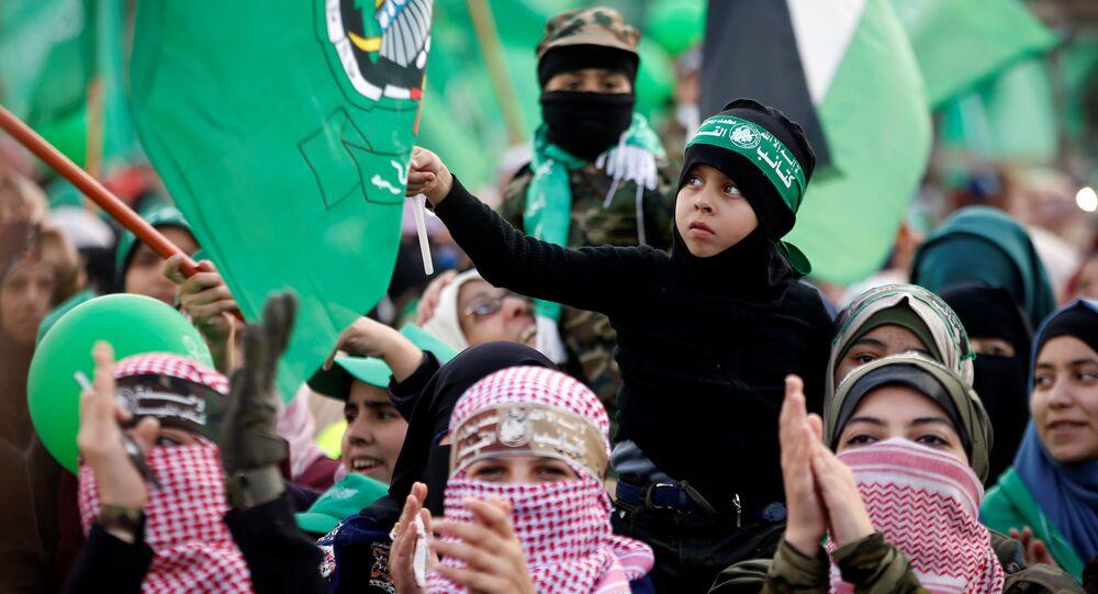 Hamas'ın 30'uncu kuruluş yıl dönümü