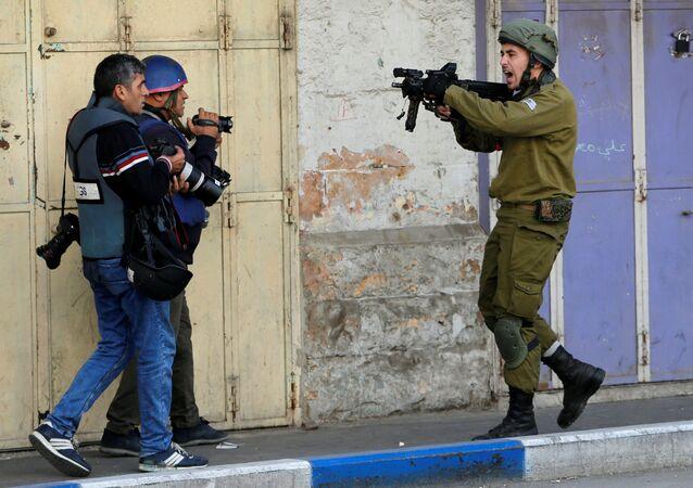 İsrail askeri-Batı Şeria