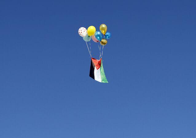 Filistin bayrağı