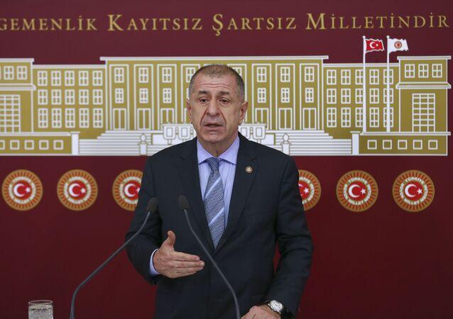 İYİ Parti Genel Başkan Yardımcısı ve Gaziantep Milletvekili Ümit Özdağ