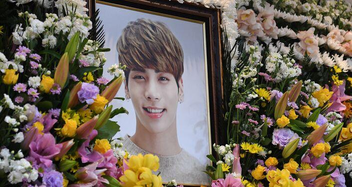 SHINee grubunun 27 yaşındaki üyesi Kim Jong-hyun hayatını kaybetti