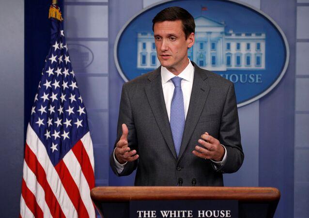 Beyaz Saray Ulusal Güvenlik ve Terörle Mücadele Danışmanı Tom Bassert