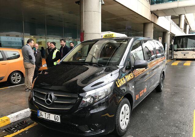 Lüks Taksi