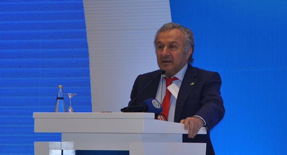 Türkiye Seyahat Acentaları Birliği (TÜRSAB) Başkanı Başaran Ulusoy