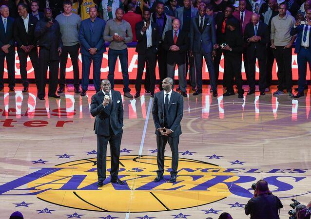 Magic Johnson - Kobe Bryant