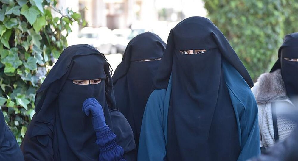 Peçe, burka