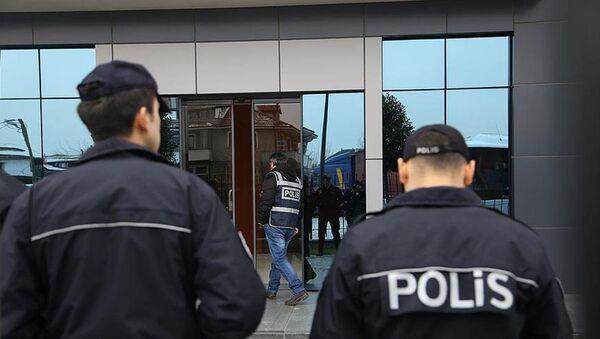 Gözaltı- Tutuklama - Sputnik Türkiye