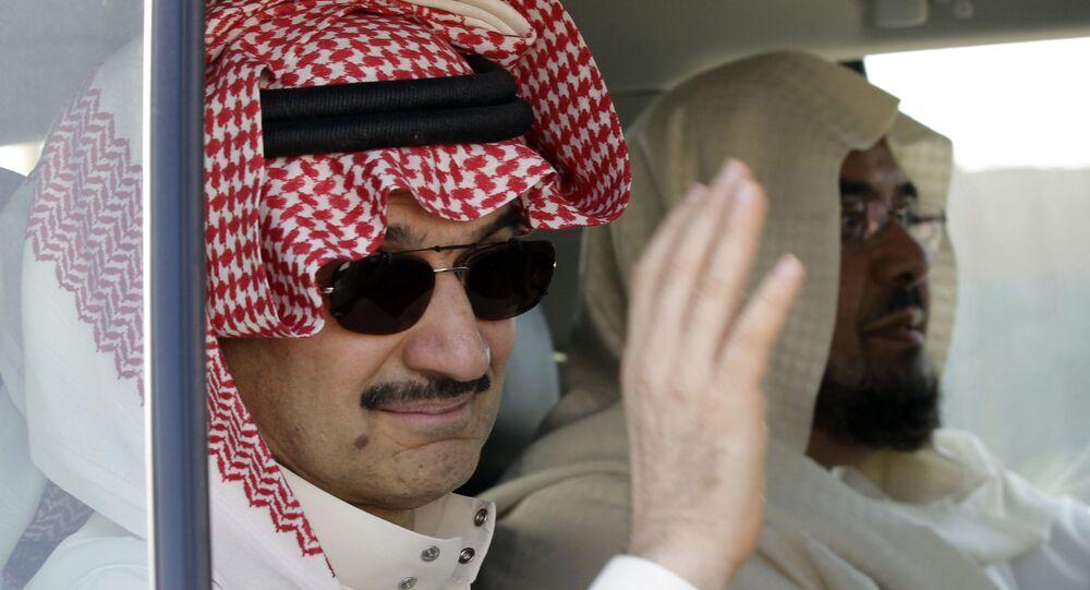 Suudi Prens El Velid bin Talal