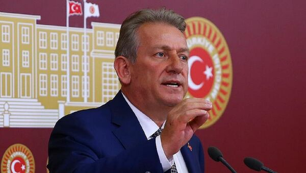 Haluk Pekşen - Sputnik Türkiye