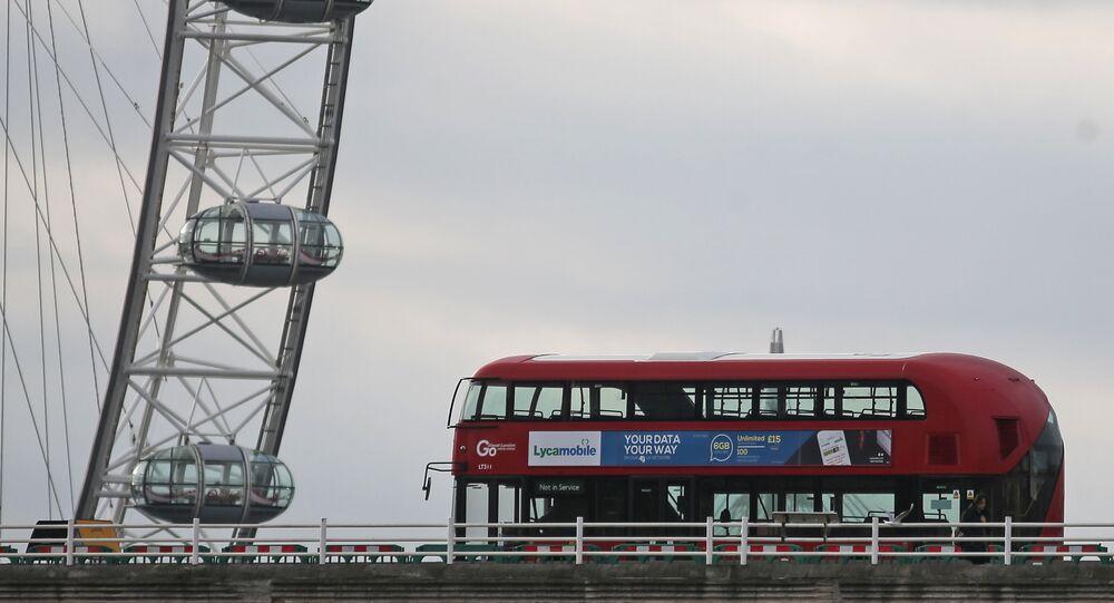 Londra- Otobüs