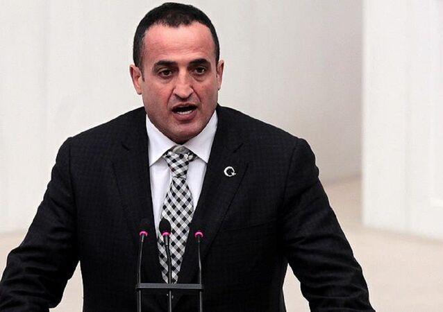 Eski MHP İstanbul Milletvekili Atila Kaya