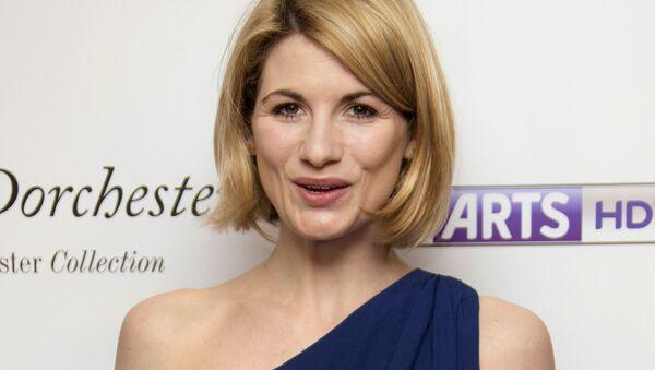 Doctor Who ilk kadın doktor Jodie Whittaker - Sputnik Türkiye