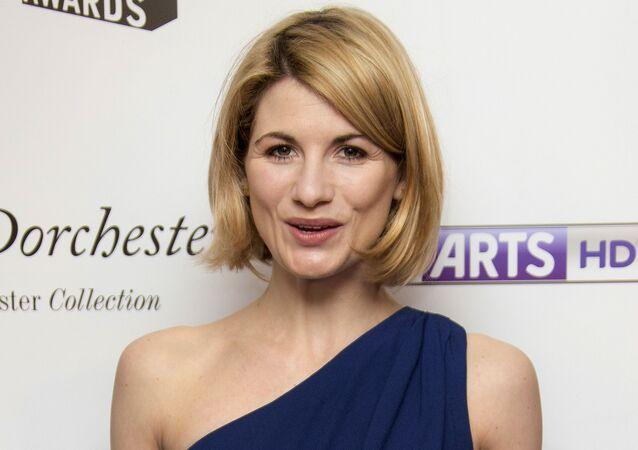 Doctor Who ilk kadın doktor Jodie Whittaker