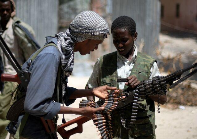 Somali İslamcı militan