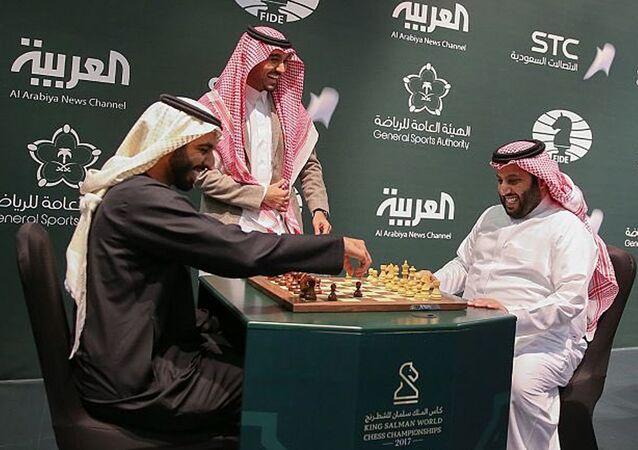 Suudi Arabistan-Satranç-Riyad