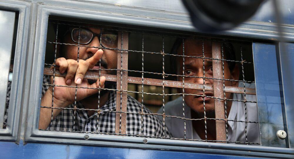Myanmar'daki TRT World ekibi hakkındaki suçlamalar düşürüldü