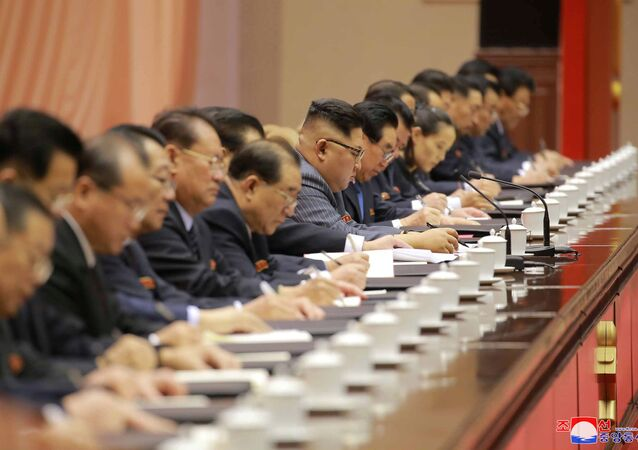 Kuzey Kore lideri Kim Jong-un, Kore İşçi Partisi konferansında