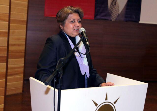 AKP Genel Merkez Kadın Kolları Yerel Yönetimler Başkanı Belma Erdoğan