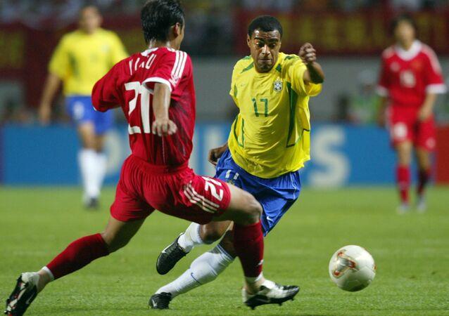 Brezilyalı forvet Denilson