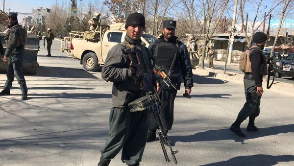 Afganistan- Kabil - Sputnik Türkiye