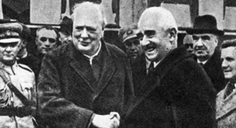 Mahkeme, Lozan Antlaşması'nın aslını istedi - Sputnik Türkiye