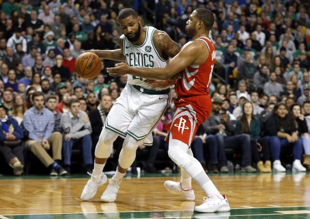 Boston Celtics Marcus Morris Houston Rockets Eric Gordon