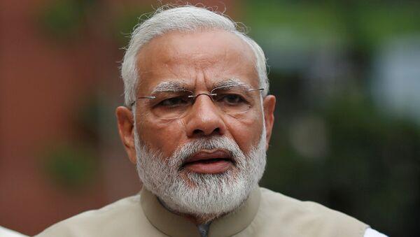 Hindistan Başbakanı Narendra Modi - Sputnik Türkiye