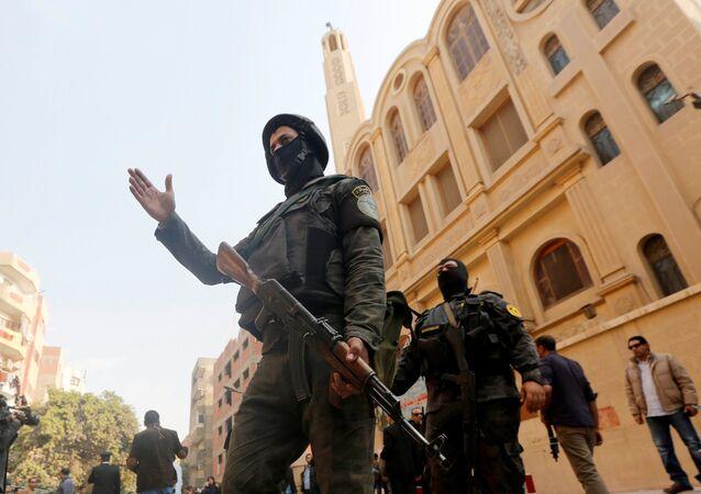 Mısır'ın başkenti Kahire'de Kıpti kilisesine düzenlenen saldırıyı IŞİD üstlendi