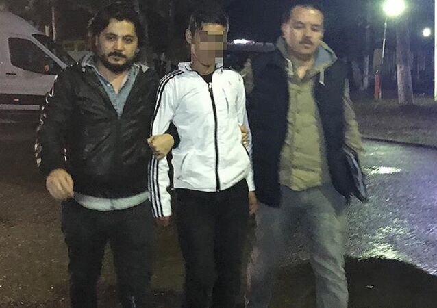 Adana'da polis merkezi yakınındaki patlamada 2 çocuk gözaltına alındı