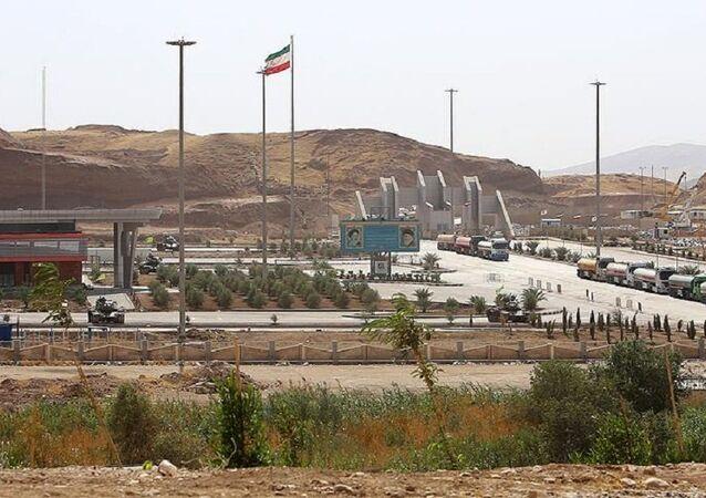 İran-IKBY sınır