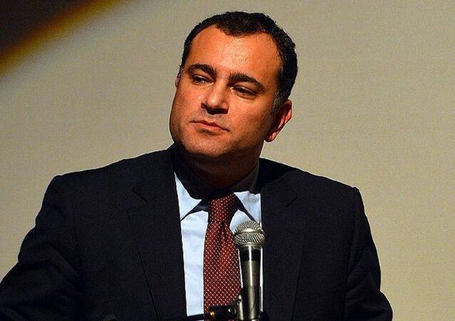 Çankaya Belediye Başkanı Alper Taşdelen