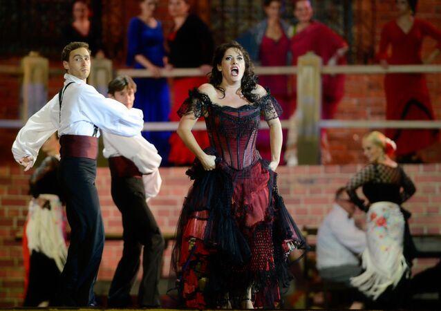 Carmen operası