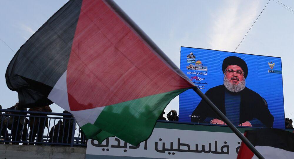 Hizbullah Genel Sekreteri Hasan Nasrallah