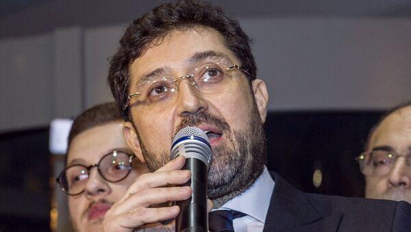 Murat Hazinedar - Sputnik Türkiye
