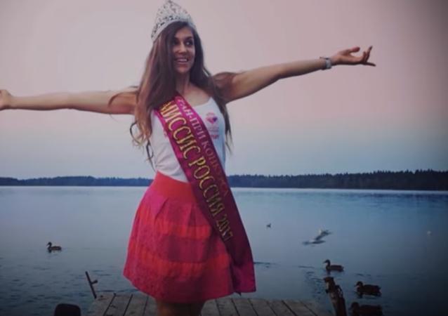 Rusya'nın en seksi büyükannesi görenleri hayran bırakıyor (Video Haber)