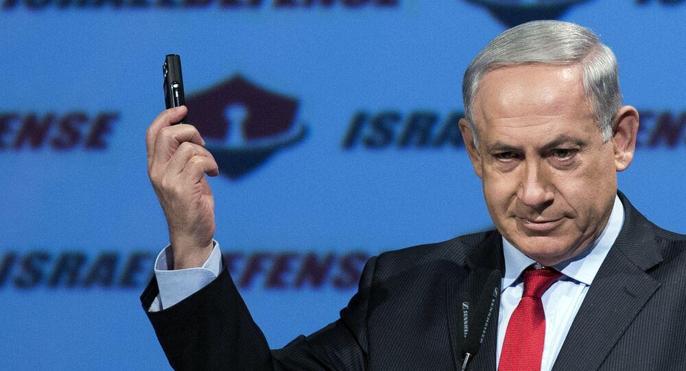 Benyamin Netanyahu telefon