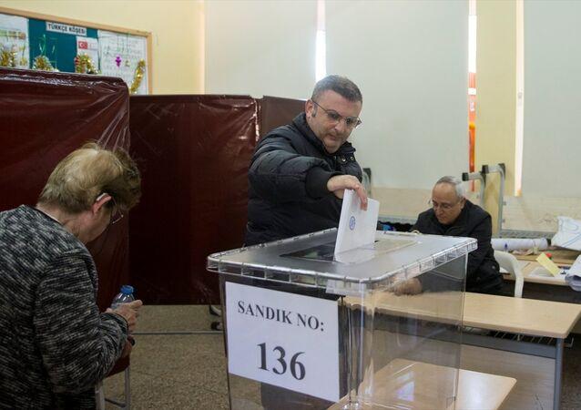 Kuzey Kıbrıs-Seçim