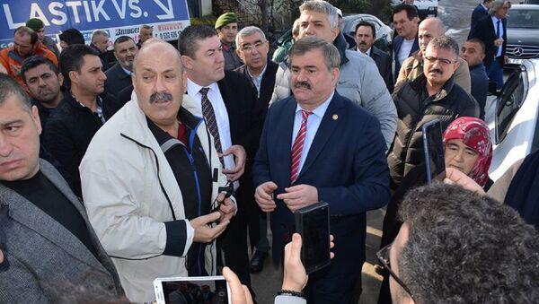 AK Partili vekilden belediye başkanına: Artistlik yapma - Sputnik Türkiye