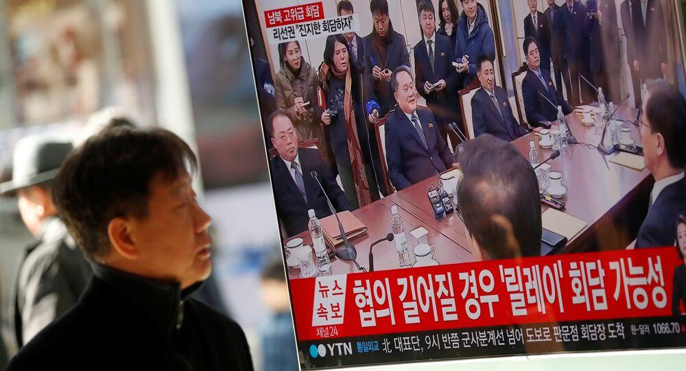 Kuzey Kore, Güney Kore'deki olimpiyatlara katılacak
