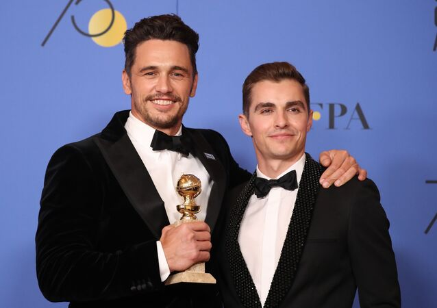 James Franco ve kardeşi Dave Franco
