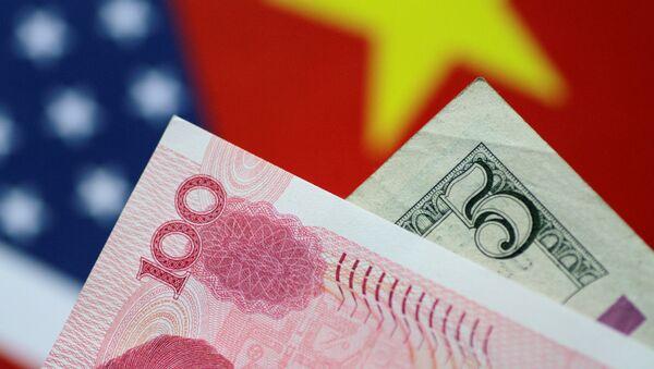 Yuan-Dolar - Sputnik Türkiye